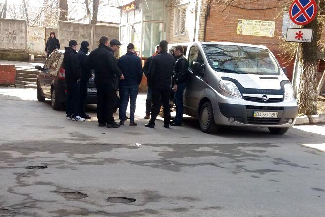 На Кам'янецькій на хабарі затримали керівників обласного управління Держпраці (ОНОВЛЕНО)