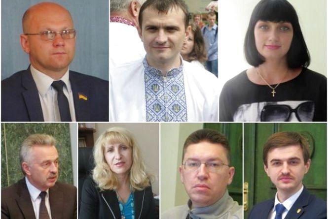"""""""Пусті"""" декларації Симчишина і його заступників: що заробили чиновники за 2017"""