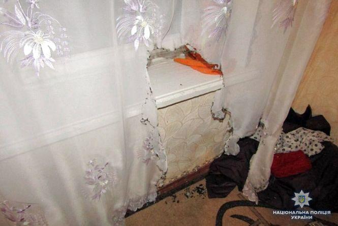 21-річний мешканець Хмельниччини обікрав та підпалив будинок односельчанки