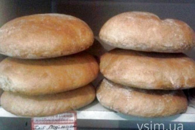 Хмельницький хліб виріс в ціні вдруге за три місяці