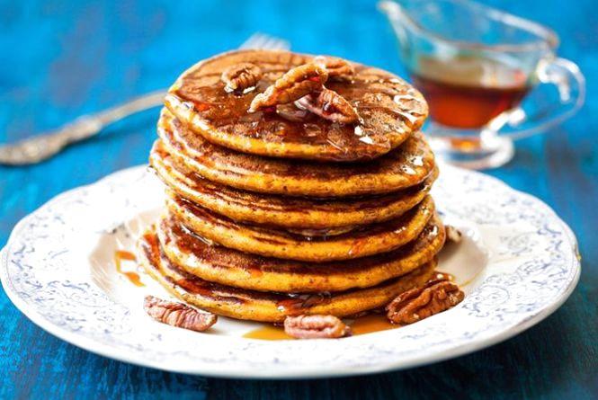 Смачний і запашний сніданок: готуємо панкейки на кефірі
