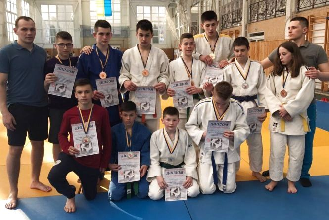 Хмельницькі дзюдоїсти стали призерами всеукраїнського турніру у Луцьку
