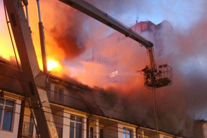 17 квітня в Україні святкують День пожежної охорони