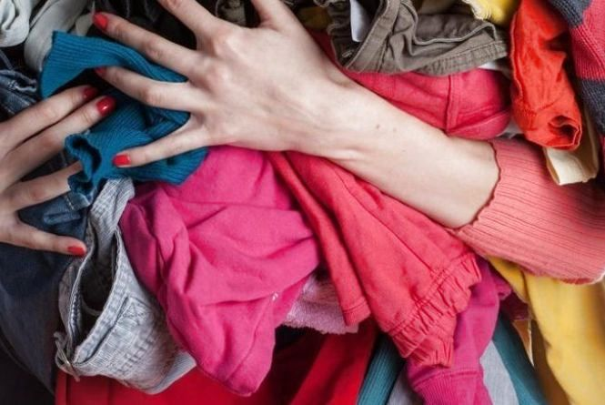 Непотрібний одяг і взуття можна здати на Львівському шосе