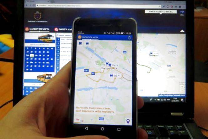 Стеження за маршруткою online: чому система у Хмельницькому працює зі збоями