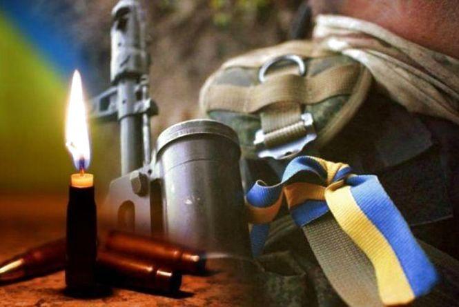 В зоні АТО загинув 25-річний Костянтин Паршенко з Хмельниччини