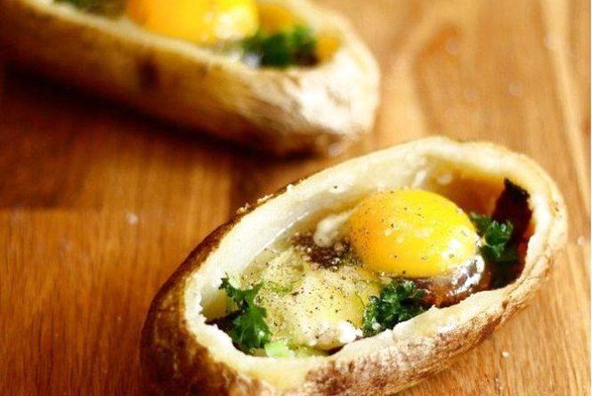 Рецепт вихідного дня. Готуємо човники з картоплі