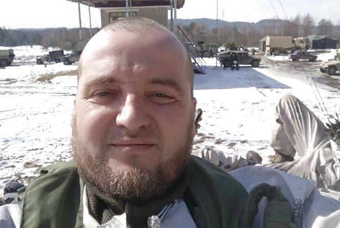 В зоні АТО помер 38-річний Володимир Хоптяр з Ярмолинецького району