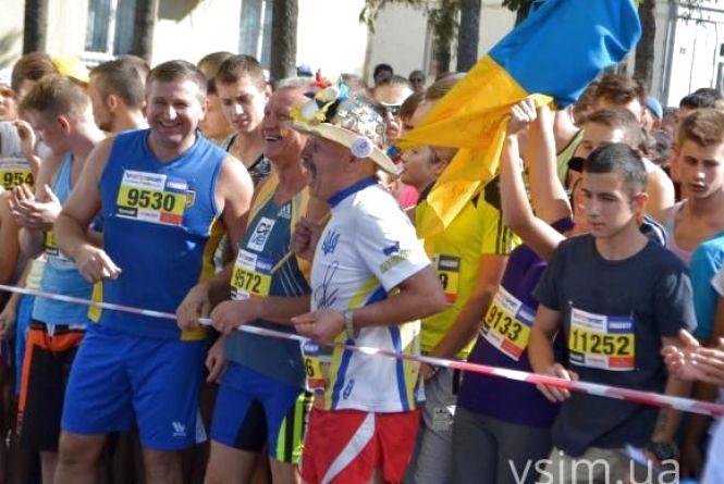 Хмельницький біжить! Маршрут першого спортивного марафону