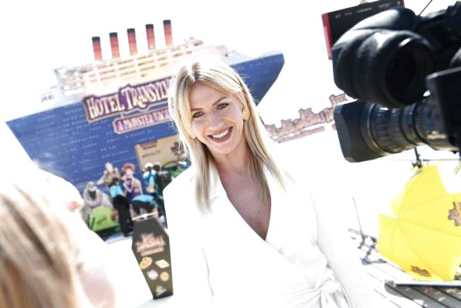 Краще ніж в Селени Гомес? Леся Нікітюк стала голосом популярного мультфільму про монстрів