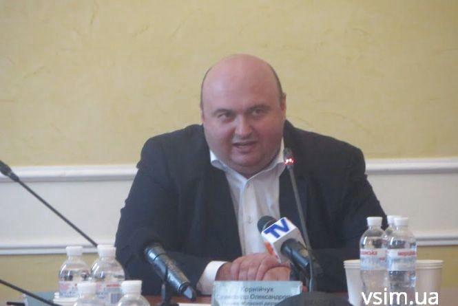 Корнійчук йде з посади голови Хмельницької ОДА