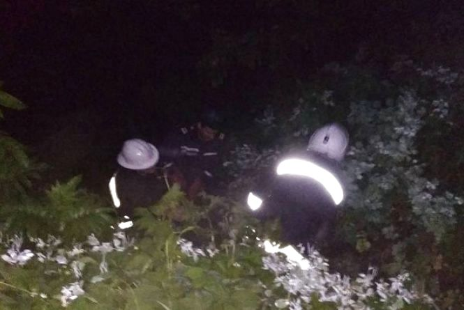 У Кам'янці в каньйоні Смотрича знайшли тіло чоловіка