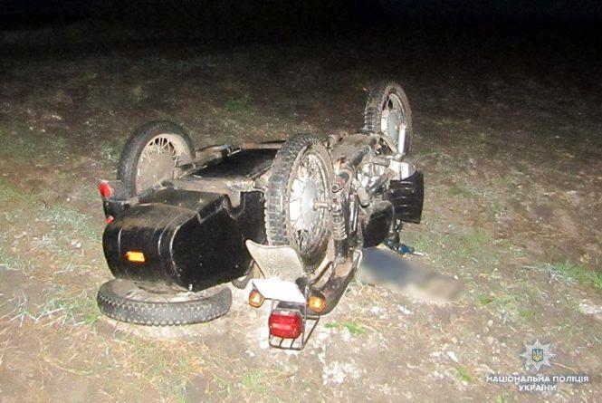 Внаслідок ДТП у Городоцькому районі загинув 46-річний мотоцикліст