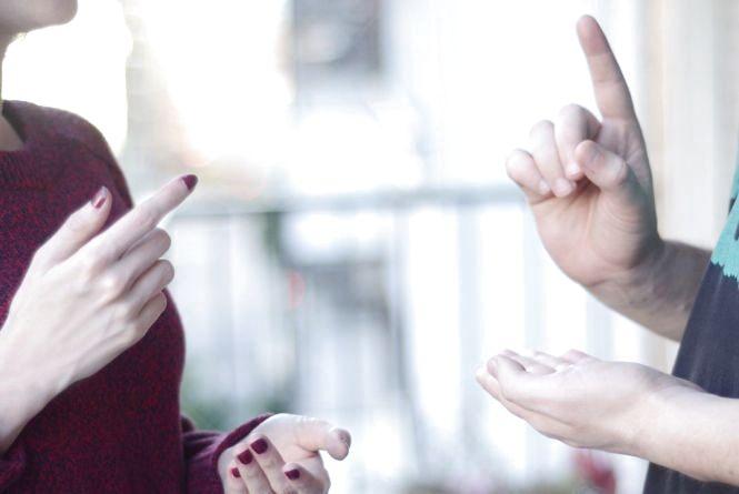 20 травня - День перекладача жестової мови в Україні