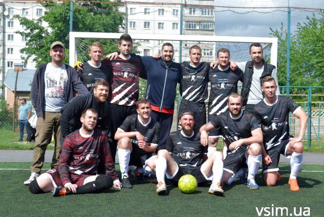 Турнір з міні-футболу ВСІМ Бізнес-ліга: залишилося лише два місця у плей-офф