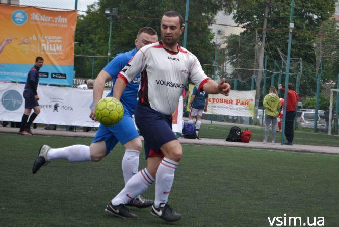 Турнір з міні-футболу ВСІМ Бізнес-ліга: фоторепортаж з четвертого ігрового дня