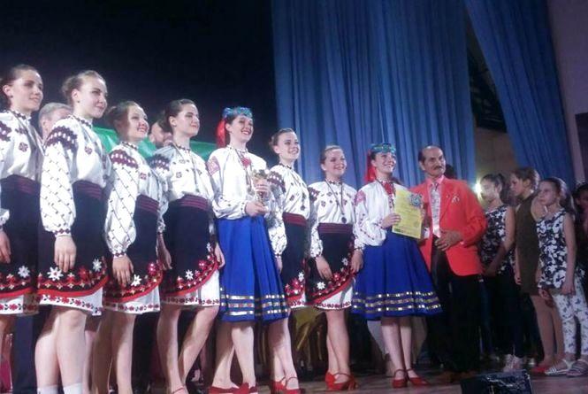 """Хмельницькі танцюристи здобули нагороди на всеукраїнському конкурсі """"Kiev ART TIME"""""""