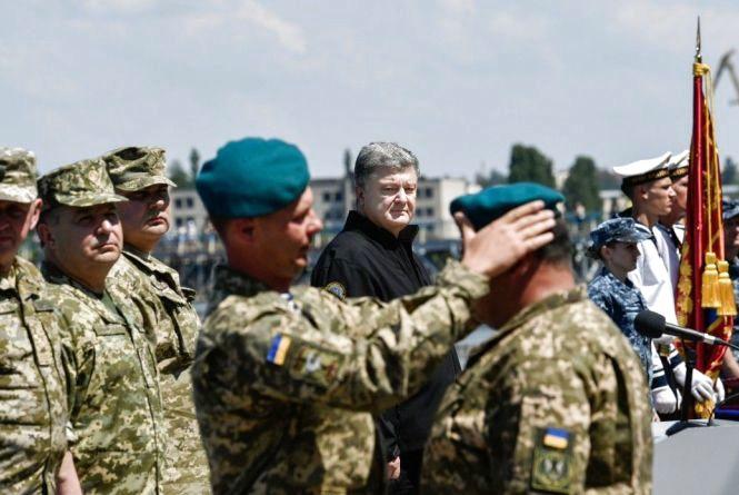 День морської піхоти України відтепер святкуватимуть 23 травня