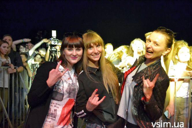 Перший день фестивалю Rock&Buh у ФОТО і ВІДЕО