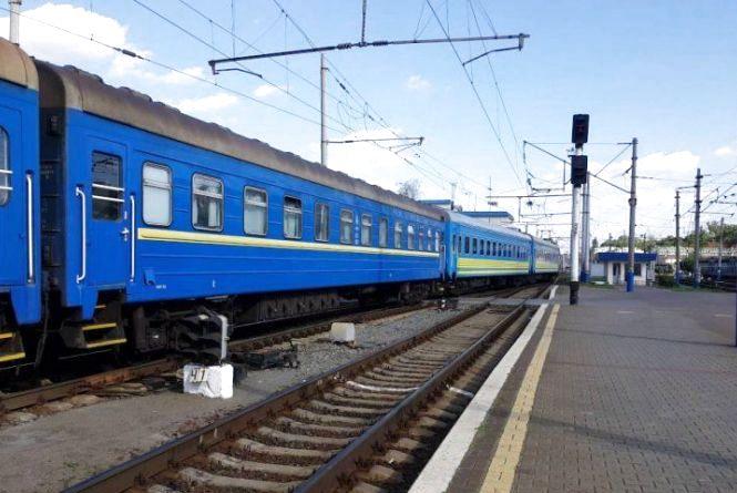 У червні з Хмельницького до Полтавщини пустять новий потяг