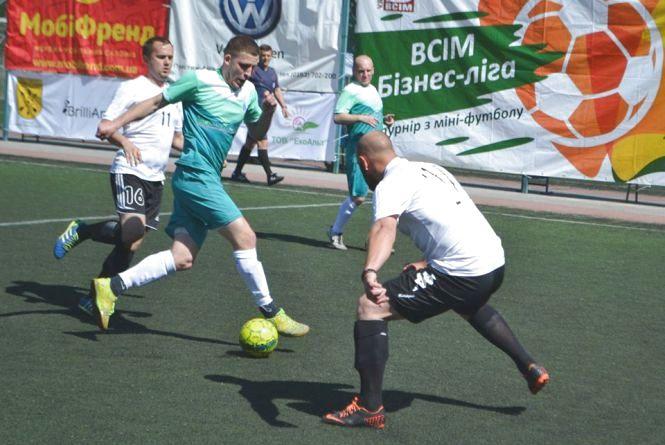 Результати 3-ого туру міні-футбольної ВСІМ Бізнес-ліги