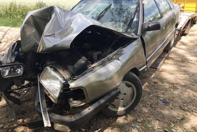 П'яний житель Дунаєвеччини вкрав авто у свого друга та розбив його