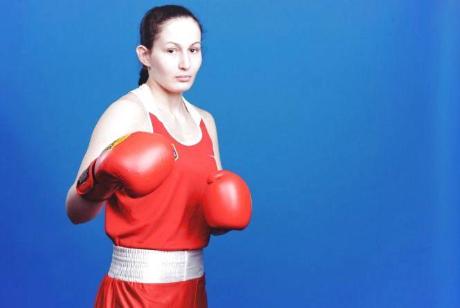 Хмельницька боксерка здобула срібло на чемпіонаті Європи
