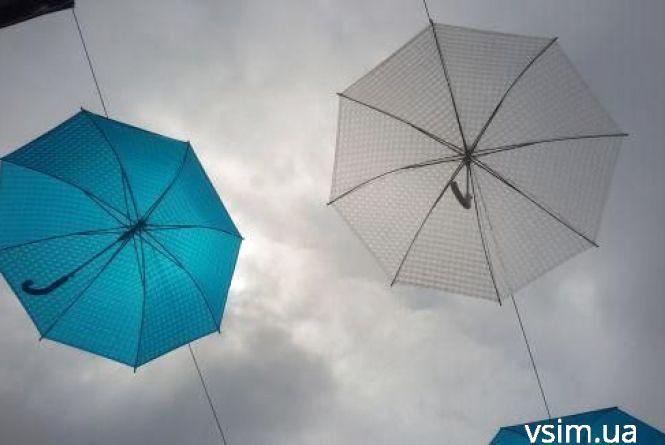 Не ховайте парасольки! Якою погодою зустріне хмельничан понеділок, 18 червня
