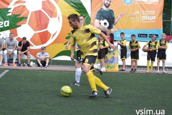 Символічна збірна міні-футбольної ВСІМ Бізнес-ліги-2018