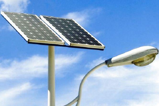 Екологічна ініціатива: хмельничанин пропонує встановити на вулицях міста ліхтарі на сонячних батареях