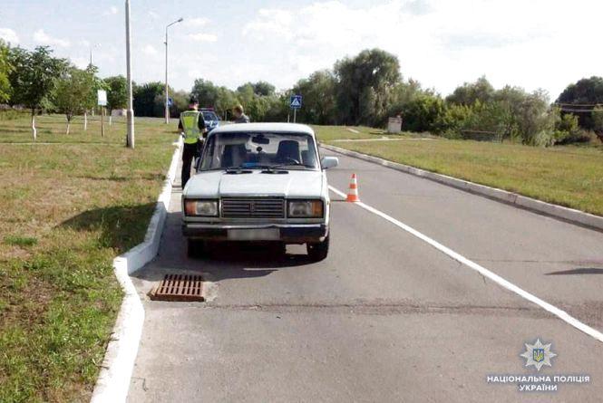 У Нетішині під колеса автомобіля потрапила дитина