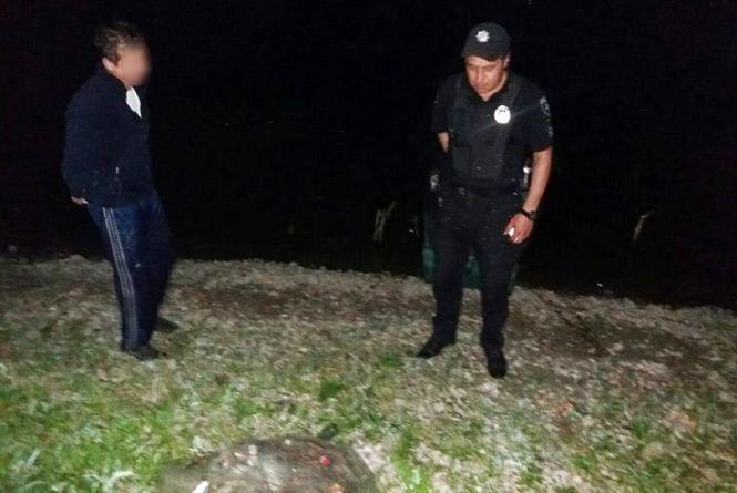 На Кам'янеччині 49-річний чоловік незаконно виловив більше 150 рибин