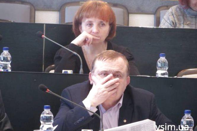 Симчишин скликає депутатів на сесію