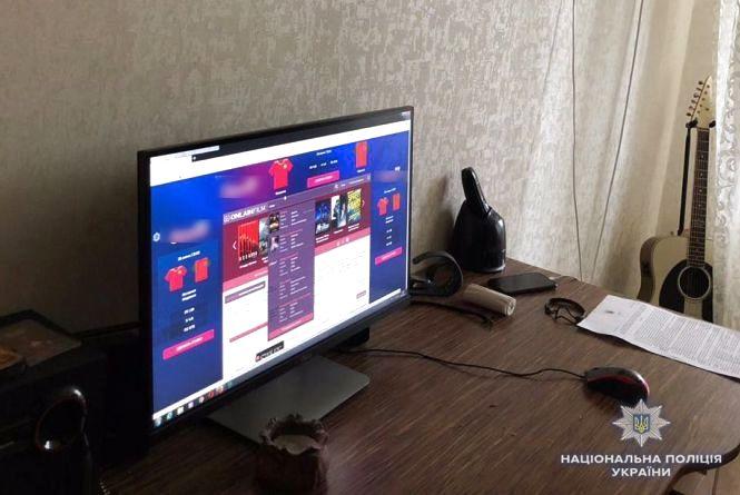 У Хмельницькому затримали організаторів популярного піратського онлайн-кінотеатру