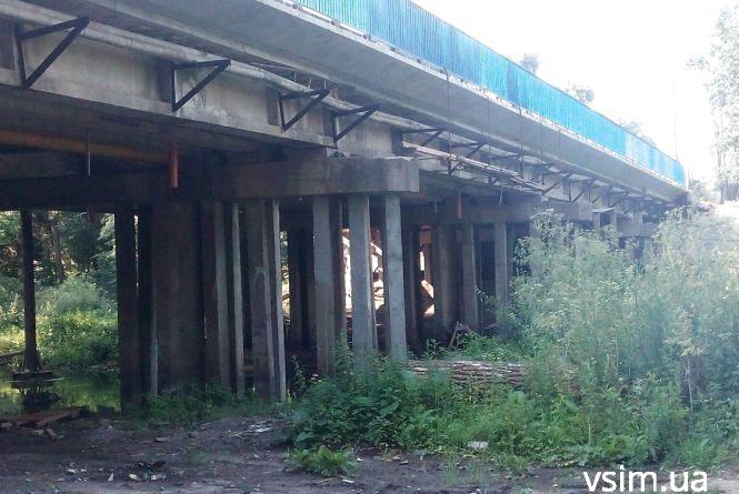 Ремонт за 12 мільйонів: коли завершать роботи на Старокостянтинівському мосту