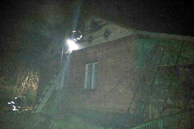Хмельничанина, який підпалив будинок з двома дітьми та дружиною, посадили на 5 років