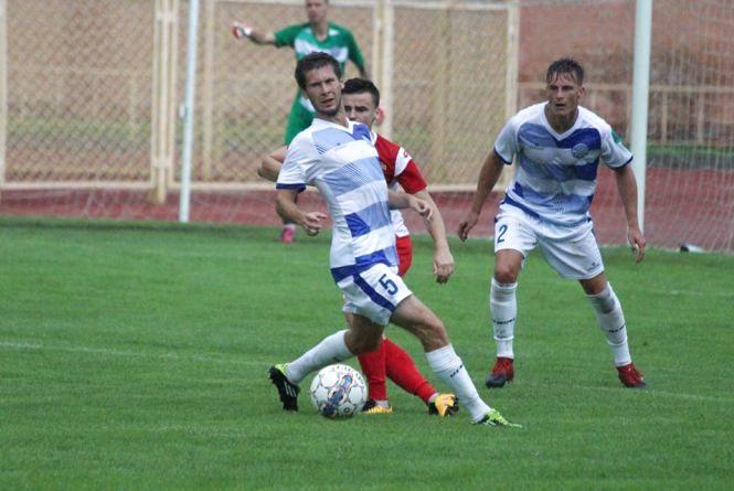 Ляпи голкіпера і дебют Воловика: яким був перший матч «Поділля» в сезоні