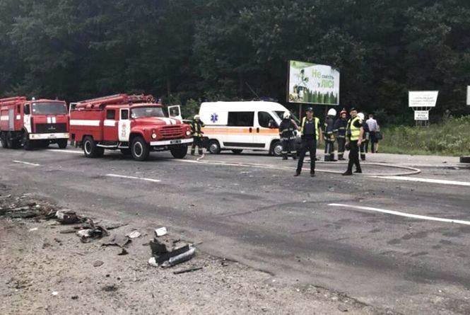Смертельна ДТП біля Хмельницького: загинули троє людей