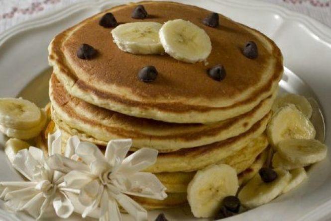 Смачний сніданок: готуємо бананові млинці