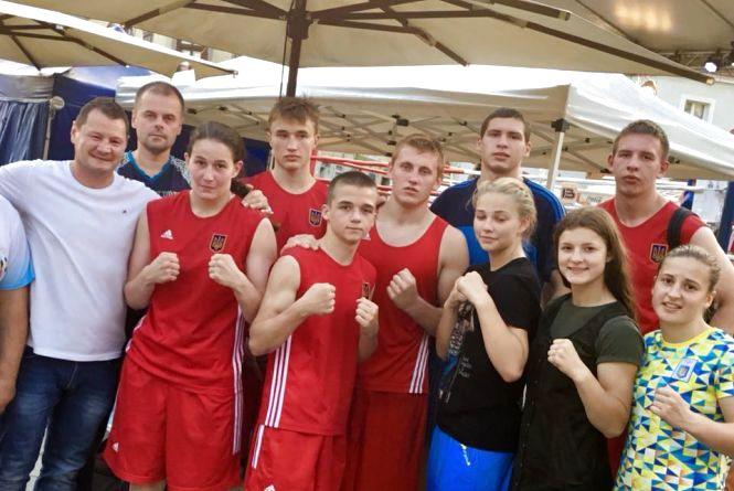 Справжній тріумф: хмельницькі боксери стали найкращими на турнірі в Угорщині