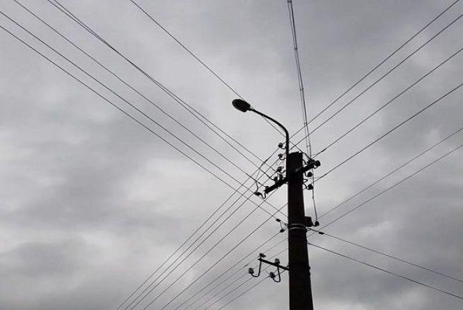 10 серпня мешканці семи вулиць Хмельницького залишаться без світла