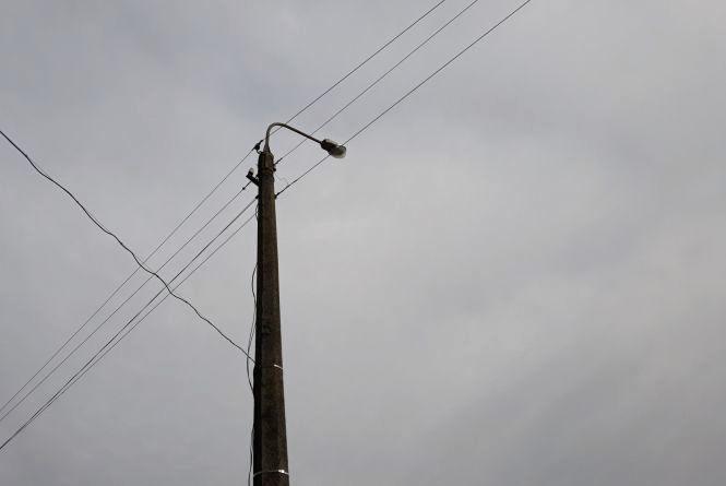 13 серпня мешканці чотирьох вулиць Хмельницького залишаться без світла