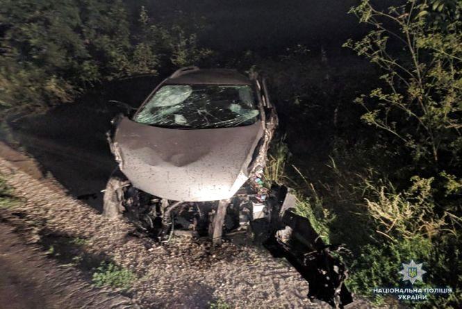 На швидкості вилетів на зустрічку: у Чемеровецькому районі в ДТП травмувалось п'ятеро людей