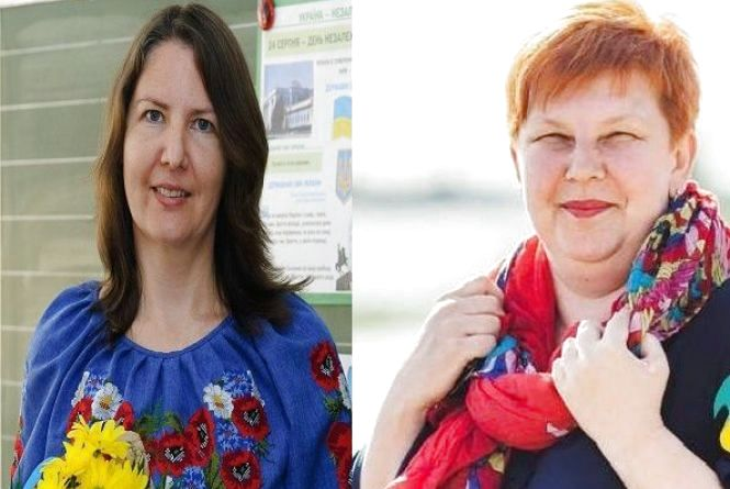 Дві вчительки з Хмельницького увійшли у ТОП-50 найкращих освітян країни