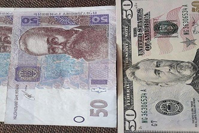 Курс валют на 16 серпня - долар та євро подешевшали