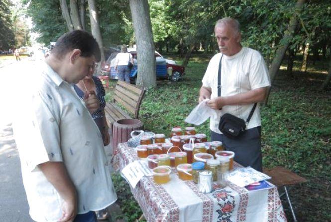 Медовий спас у Хмельницькому: що продають і за скільки