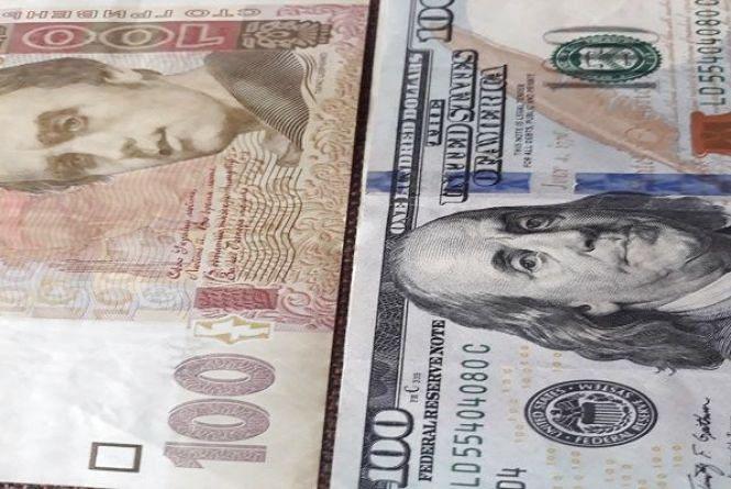 Долар повзе вгору. Курс валют на 31 серпня