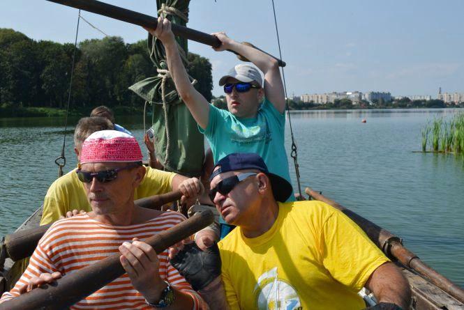 """Військово-морський фрегат на """"Республіці"""": чим дивують гостей в перший день фестивалю"""