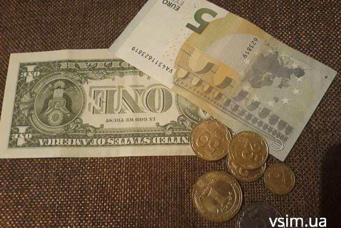Долар здешевшав. Курс валют на 3 вересня