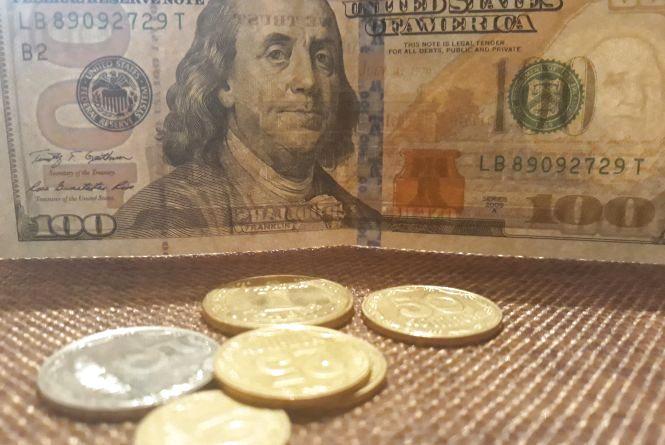 Долар поповз вниз. Курс валют на 7 вересня